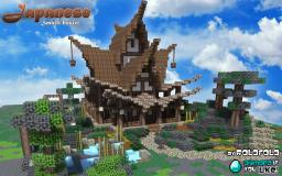Small Japanese Hotel (at WOK) Minecraft Map & Project