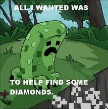 What is the funniest thing that happened to you in Minecraft? Minecraft Blog