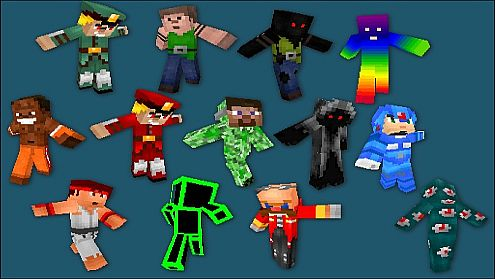 New And Updated Planet Minecraft Skins Players Don T Know About Minecraft