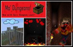Mo' dungeons. [out of date] Minecraft Mod