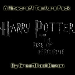 Harry Potter Texture Pack [items updated] V1.0