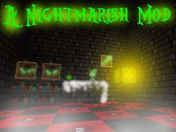 A Nightmarish Mod - The Nightmare Before Christmas [MODLOADER] Minecraft Mod