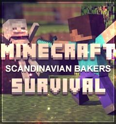 [1.4.6] Scandinavian Bakers - Survival PvP Server [SHUT DOWN] Minecraft Server