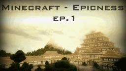 Angel Block - Epic Cinematic Minecraft Map & Project