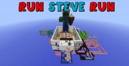 Run Steve Run - A Redstone MiniGame [PLAYED BY HUSKYMUDKIPZ!] Minecraft