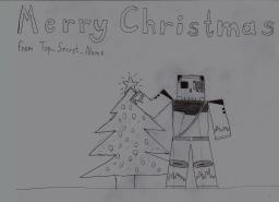Merry Christmas! Minecraft Blog