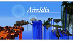 Aireldia: Floating Islands Survival Minecraft Map & Project