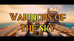 Warriors of the Sky ~ Minecraft Green Screen Editting Minecraft Blog Post