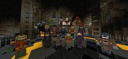 128 x 128 DC Universe Rebirth skins Minecraft Blog