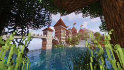 [v4] The Lands Of Aswen (1.14.4) *WIP* Minecraft Map & Project