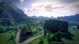 Riverside Victorian Manor (Complete Interior!) Minecraft Map & Project