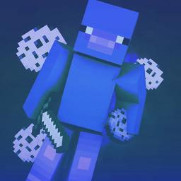 Bluenik (Blue edit) [16x16/32x32] PvP Minecraft Texture Pack
