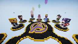 Skywars Map - Avengers: Endgame Minecraft Map & Project