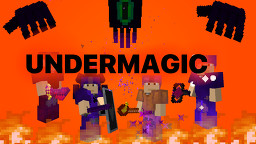 Undermagic - Nether Content & Bosses - Over 100 Items! Minecraft Data Pack