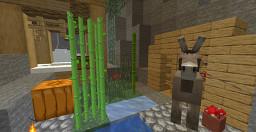 underground survival Minecraft Map & Project
