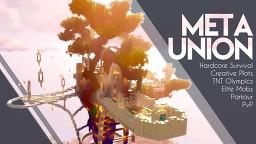 [1.16.1] ~~ MetaUnion ~~ [Hard RPG Freebuild PvE Survival, The Best Community, No Map Resets, creative & minigame worlds] Minecraft Server