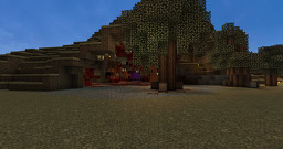 unser Netherportal Minecraft Map & Project