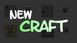 NewCraft 1.14 (Data Pack) Minecraft Data Pack