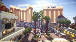 Mandalay Bay Resort | Las Vegas, NV Minecraft Map & Project