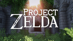 Project Zelda [Episode 1] Minecraft Map & Project