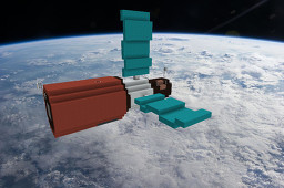 Soviet Space Station Salyut 6 Minecraft Map & Project