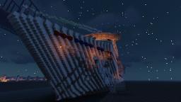 Carnival Magic | 1:1 Scale Cruise Ship replica Minecraft Map & Project