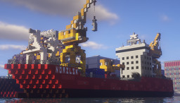 SA-15 (Norilsk) Soviet multipurpose cargo ship Minecraft Map & Project