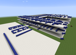St. Vincent Hospital Minecraft Map