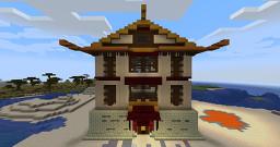Hama's Inn   Avatar: The Last Airbender Minecraft Map & Project