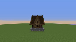 Medieval House +DOWNLOAD Minecraft Map & Project