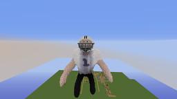 American Footballer Organic Minecraft Map & Project