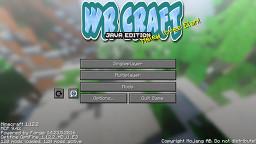 WR CRAFT(winter craft modpack) Minecraft Map & Project