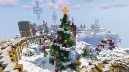 Santa's Workshop Minecraft Map & Project