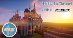 Disneyland Castle (Sleeping Beauty Castle) Minecraft Map & Project