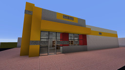 TOWER RECORDS EUROBEAT ANNEX (Classical Annex) - Flagopolis Minecraft Map & Project