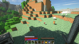 UHC Map Minecraft Map & Project