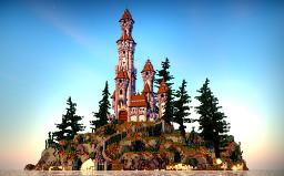 Nepumnia's Castle Minecraft Map & Project