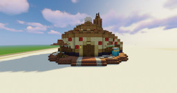 Ginger's Pie Shop Sugar N' Spice Collection Minecraft Map & Project