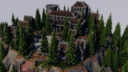 Drapal | City spawn Minecraft Map & Project