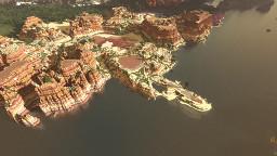 RPG / Survival World - 3000х3000 Minecraft Map & Project