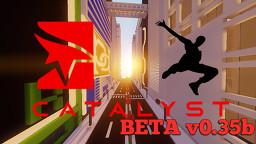 Catalyst BETA v0.35b - Mirror's Edge Catalyst FAN map by Lucario Freeman Minecraft Map & Project