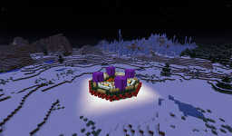 Advent Wreath Minecraft Map & Project
