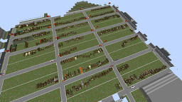 My World For 2020 (920 Vehicles) Minecraft Map & Project