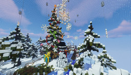 Inside the Ice Globe ? Minecraft Map & Project