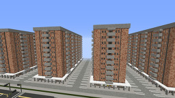 Housing project Minecraft Map & Project