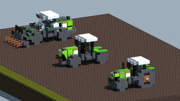Claas  equipment pack [With download] Minecraft Map & Project