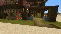 Medium House witch undergrounds. Minecraft Map & Project