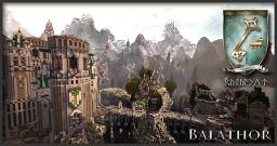Balathor - Dwarven Capital City Minecraft Map & Project