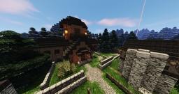 "Overlords battle - Сессионная ""мини"" игра (рус.) Minecraft Map & Project"