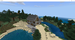 Forager's Home Minecraft WINDOWS 10 EDITION Minecraft Map & Project